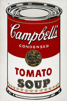 Campbell's Soup Can   LACMA Collections