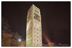 Bell Tower - University of Michigan, via Flickr.