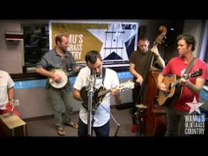 ▶ Steep Canyon Rangers - Graveyard Fields [Live at WAMU's Bluegrass Country] - YouTube