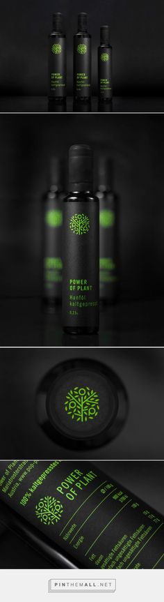 Power of Plant - Packaging of the World - Creative Package Design Gallery - http://www.packagingoftheworld.com/2017/05/power-of-plant.html
