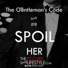 The Gentleman's Code #9