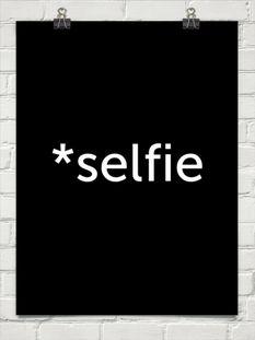 *selfie