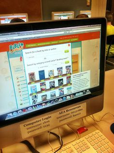 "Van Meter Library Voice: BiblioNasium....An Awesome NEW ""Virtual Reading Village"" The Third Graders LOVE!"