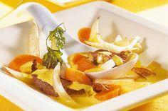 Das Rezept für Rinder Curry mit Fenchel mit allen nötigen Zutaten und der einfachsten Zubereitung - gesund kochen mit FIT FOR FUN