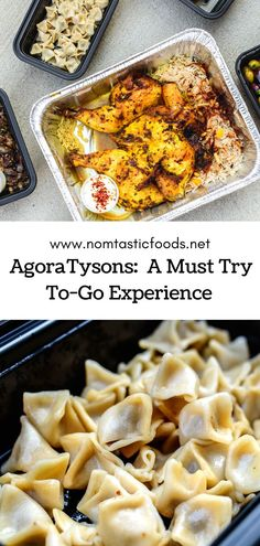 Looking for delicious food in Northern Virginia?  Click to see why Agora is an absolute must try on our latest post!  #agora #tysonscorner #virginiafood #northernvirginia #foodies #restaurants
