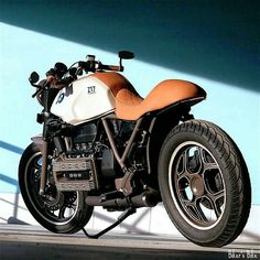 BMW Cool Brick Bobber