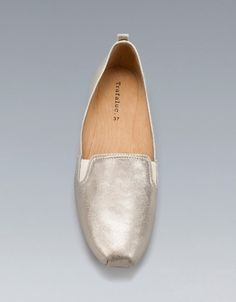 STRETCH ESPADRILLE - Flats - Shoes - Woman - ZARA