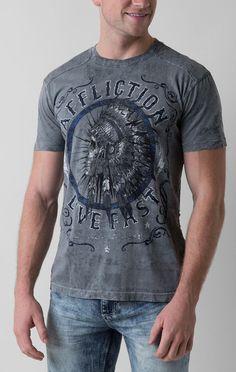 Affliction Northern Lights T-Shirt - Men's Shirts   Buckle