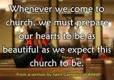 ~Saint Caesarius of Arles