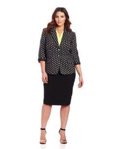 Vince Camuto Women's Plus-Size Diamon... $32.45 #bestseller