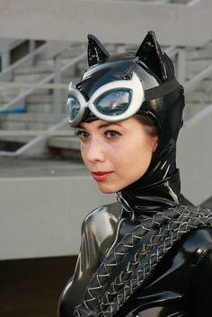 Catwoman at DragonCon.