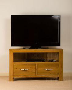 Dakota TV unit with drawers