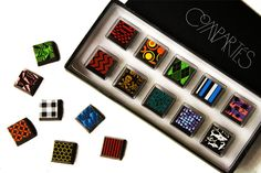 10 pc Jonathan's Signature Truffles from Compartes Chocolatier Gourmet Chocolate Gifts