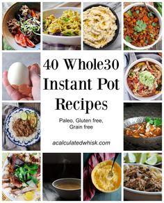 40 Whole30 Instant P