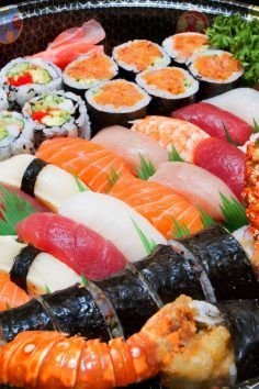 "Hanabi - ""high end"" sushi place Duluth Mn"