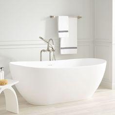 Winifred Resin Freestanding Tub