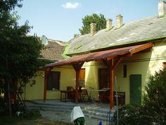 www.kerthazlakas.hu www.facebook.com/kordaiepito Gazebo, Outdoor Structures, Facebook, Outdoor Decor, Home Decor, Homemade Home Decor, Kiosk, Pavilion, Decoration Home