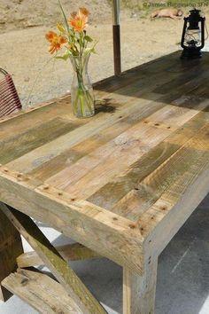 stół pod altanę