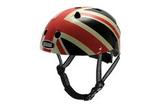 i need a bike helmet...should i hold out for one with a mexican flag or just get this one in honor of christina?? :)