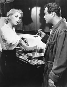 """Lisi : Virna Lisi and Jack Lemmon in the 1965 film """"How to Murder Your Wife."""" The role helped established Ms. Lisi in Hollywood Jack Lemmon Movies, Capital One Credit Card, Credit Score, Film Icon, Italian Actress, Your Wife, Classic Films, Ny Times, In Hollywood"""