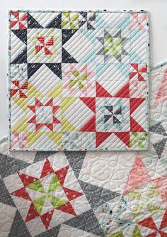 She Quilts Alot — Down South Mini PDF Pattern