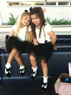 how can you not love Sophia Grace & Rosie.  <3 too adorable & Sophia can rap like no one business for an 8 yr old girl from England :)
