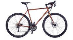 Ronin Adventure kerékpár, narancs - AUTHOR - Touring, City, Adventure kerékpár - Author Kerékpárok - Author Kerékpár alkatrészek és kiegészítők