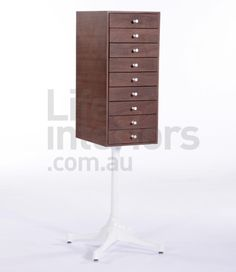 Replica George Nelson 9 Drawer Small Cabinet