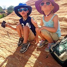 Family Adventures: National Park Service Junior Ranger Program (via FamilyFun Magazine) Admission is free at all 401 national parks April 19-20, in honor of National Park Week