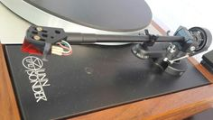 My LINN LP12 with basik plus tonearm and ortofon red cartridge