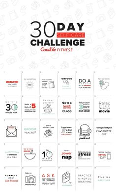 health challenge 30 day self-care challenge Vie Motivation, Health Motivation, Healthy Lifestyle Motivation, Healthy Lifestyle Changes, Motivacional Quotes, Fit Quotes, Quotes Women, Happiness Challenge, Health Challenge