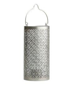 H&M Metal Candle Lantern $9.95