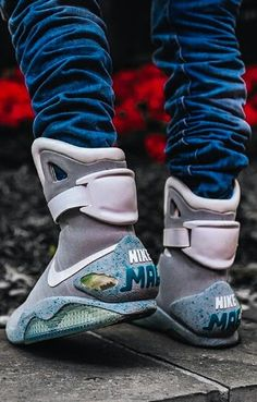 new arrival 02822 40c70 The street will always be respected Nike Air Mag, Sports Shoes, Basketball  Shoes,