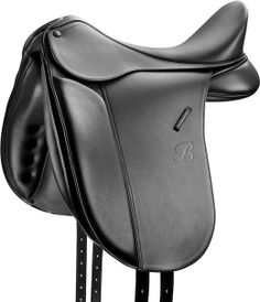 Bates Show - The new Bates Show saddle is a classically designed, elegant show saddle with covered buttons and long stitched girth points, featuring a balanced, deeper seat with a narrow waist for improved communication.