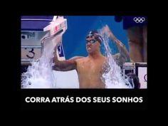 FRANCISSWIM - ESPORTES AQUÁTICOS: Nascer novamente. Créditos do filme Olympic Games