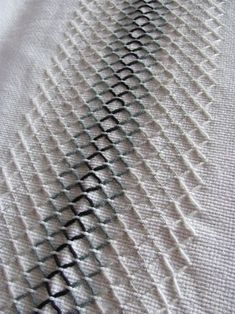 50 Waves of Gray Swedish Weaving Blanket by HighSerenityBoutiqueThis instruction booklet assumes a novices knowledge of Swedish Weaving. The booklet is 7 pages long and includes color pictures and diagrams for creating the original design of 50 Waves Cross Stitch Embroidery, Embroidery Patterns, Hand Embroidery, Knitting Patterns, Cross Stitches, Loom Patterns, Free Swedish Weaving Patterns, Swedish Embroidery, Monks Cloth