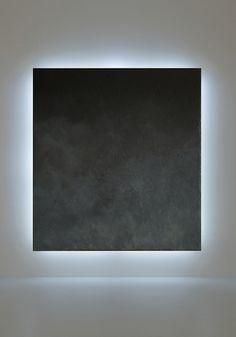 Roberto Zizzo | Night, 2012 | Enamel paint on canvas