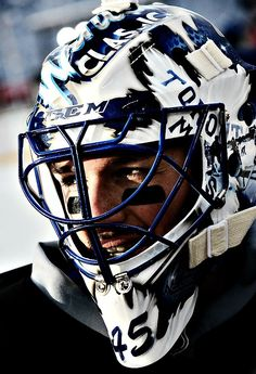 Jonathan Bernier • Toronto Maple Leafs this is for u @Julie Forrest Ingriselli