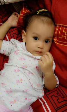 Thanks God, I love my daughter very much