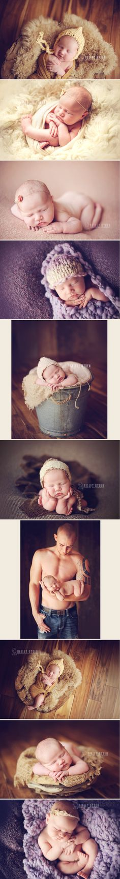 newborn girl - Kelley Ryden