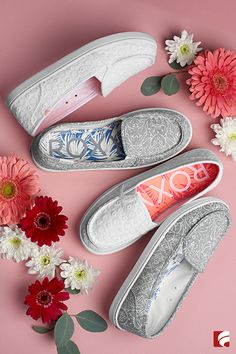 Slip on something super cute (and super on sale)! Get up to 25% off Roxy canvas styles today! Now through 4/20/16.
