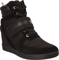 Armani Jeans , Sneakers Basses femme - - (Black), - Chaussures emporio armani (*Partner-Link)