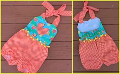 Free Sewing Pattern Fiji Sun Suit DIY Crush