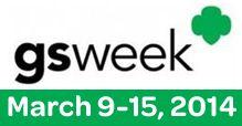 Girl Scout week links