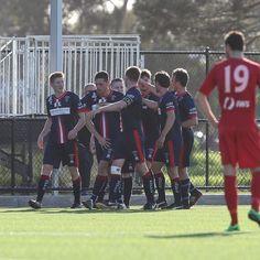 #NPLSA #PS4NPL #AdelaideUnitedFC #SouthAdelaideFC #AUvSA  0-1