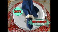 DIY - Porta guardanapos de conchinhas - Quase sessenta - Didi Tristão