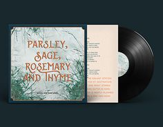 """Check out new work on my @Behance portfolio: """"Simon and Garfunkel - Parsley, Sage, Rosemary & Thyme"""" http://be.net/gallery/58713177/Simon-and-Garfunkel-Parsley-Sage-Rosemary-Thyme"""