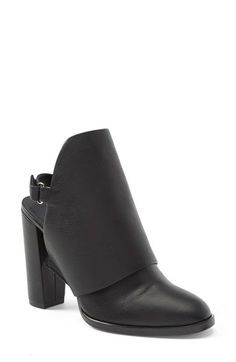 Vince 'Jody' Open Back Shield Bootie (Women) available at #Nordstrom