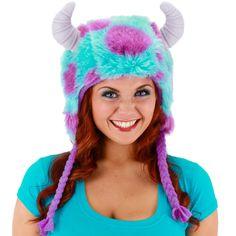 Monsters University Sulley Deluxe Adult Hoodie