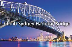 Sydney Harbour Bridge Climb **It was amazing!!!